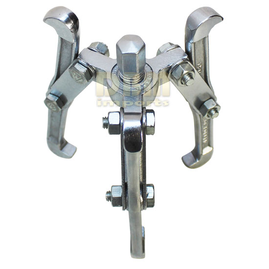 Jaw Puller Set : Pc jaw quot gear pulley bearing puller auto