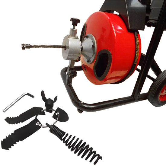 Electric 1 2 Quot X 80 Drain Snake Auger Cleaner Forward