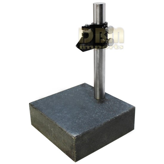 6x6x2 Granite Dial Indicator Stand Check Surface Plate