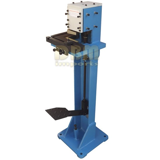 Hd 3 Quot X3 Quot Foot Operated Notcher 16 Gauge Sheet Metal Corner