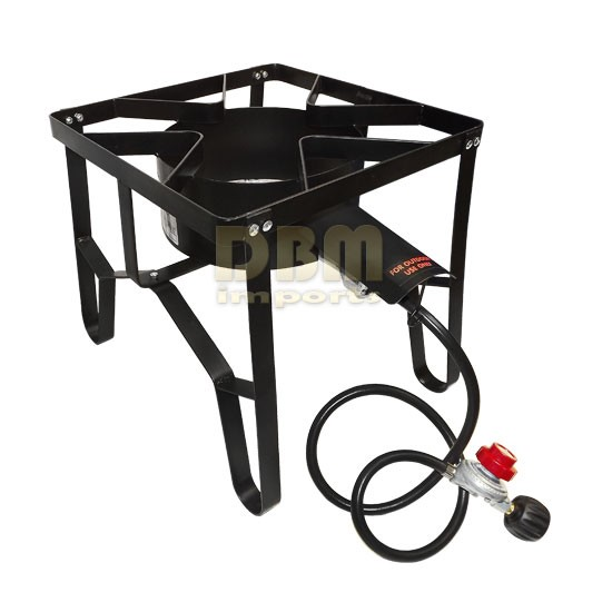 Propane Portable Gas Stove Burner Camper Cooker High