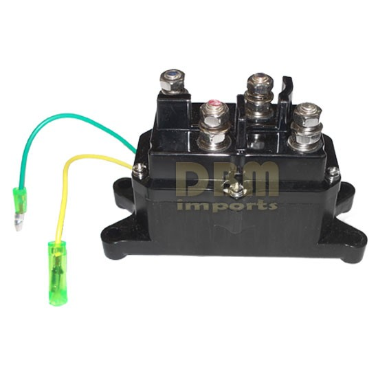 solenoid relay contractor relay reversing motor atv utv. Black Bedroom Furniture Sets. Home Design Ideas