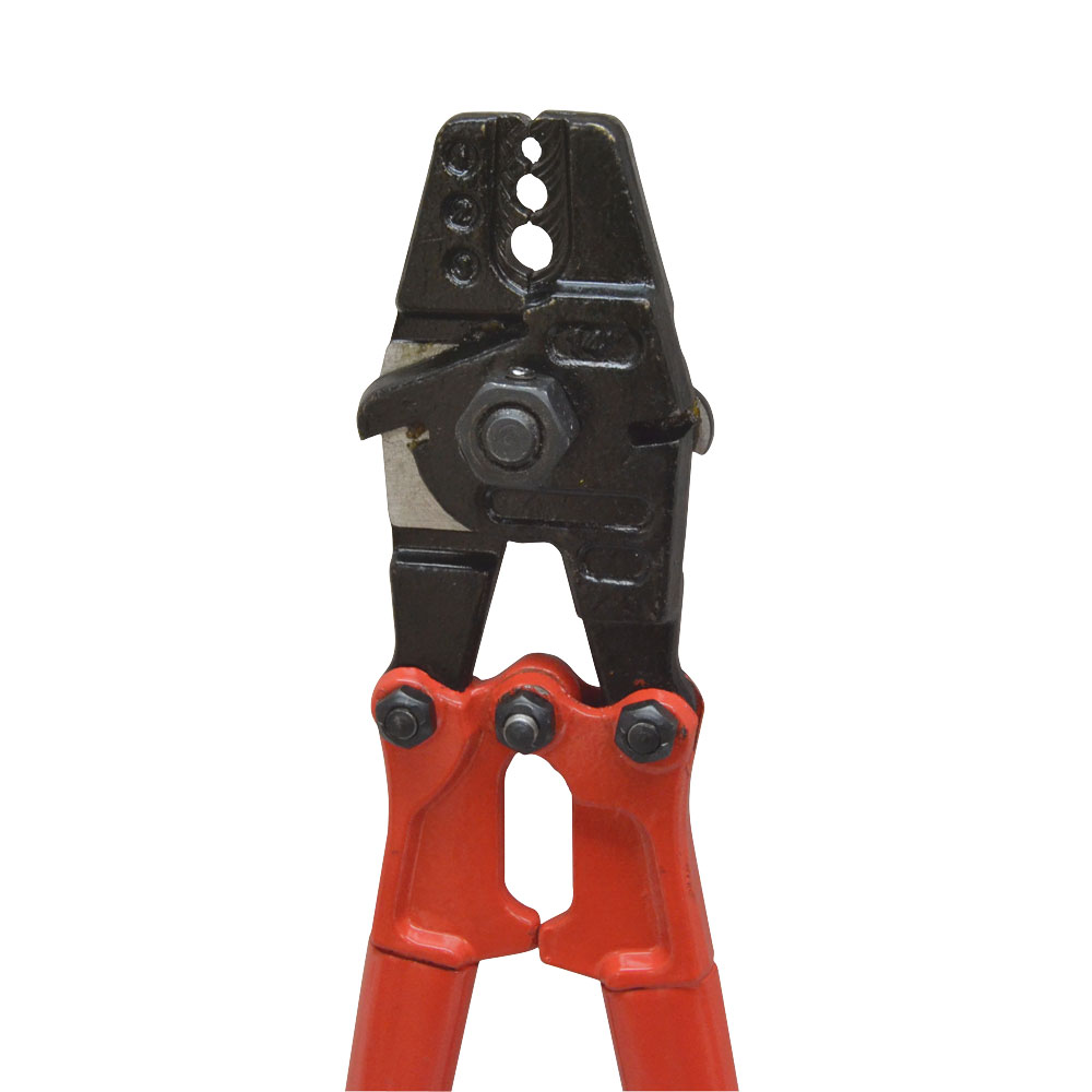"""14/"""" Hand Swager Cable Wire Rope Cutter Swage 1//16/"""" 3//32/"""" 1//8/"""" Aluminum Sleeves"""
