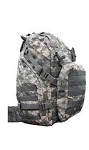 Molle 3 Day Assault Backpack USMC + SHOULDER BAG - OD Green