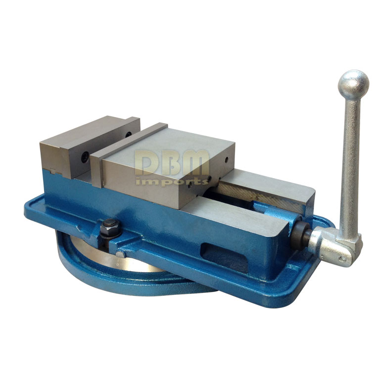 6 39 39 Accu Lock Precision Vise W Swivel Base Milling