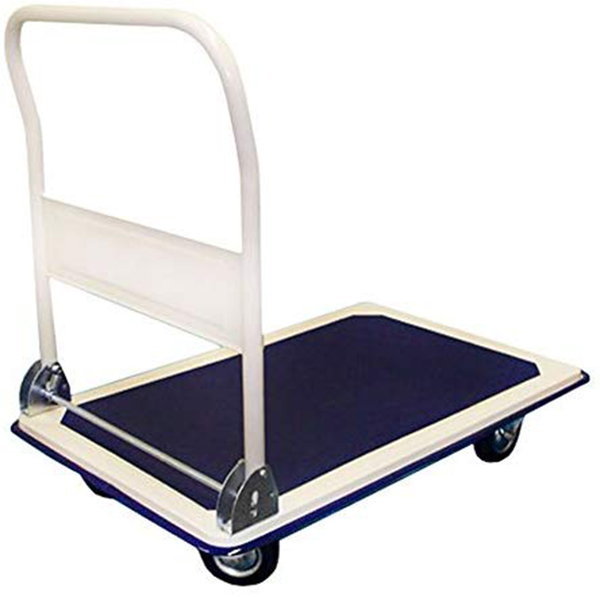 660 LB Folding Foldable Flat form Hand Service Utility Folding Truck Cart Dolly