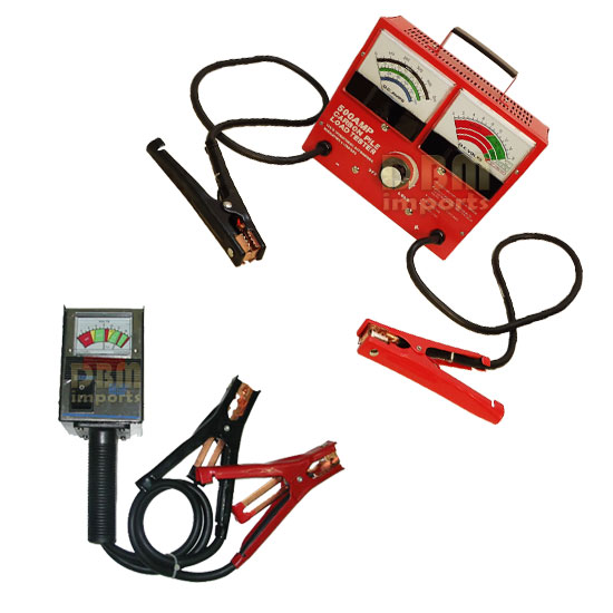 Battery Tester & Chargers