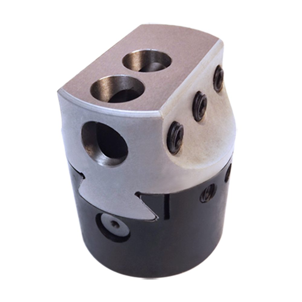 3''L x 3''W Boring Head .001'' Precision Milling Lathe Tool Workholding Boring Head