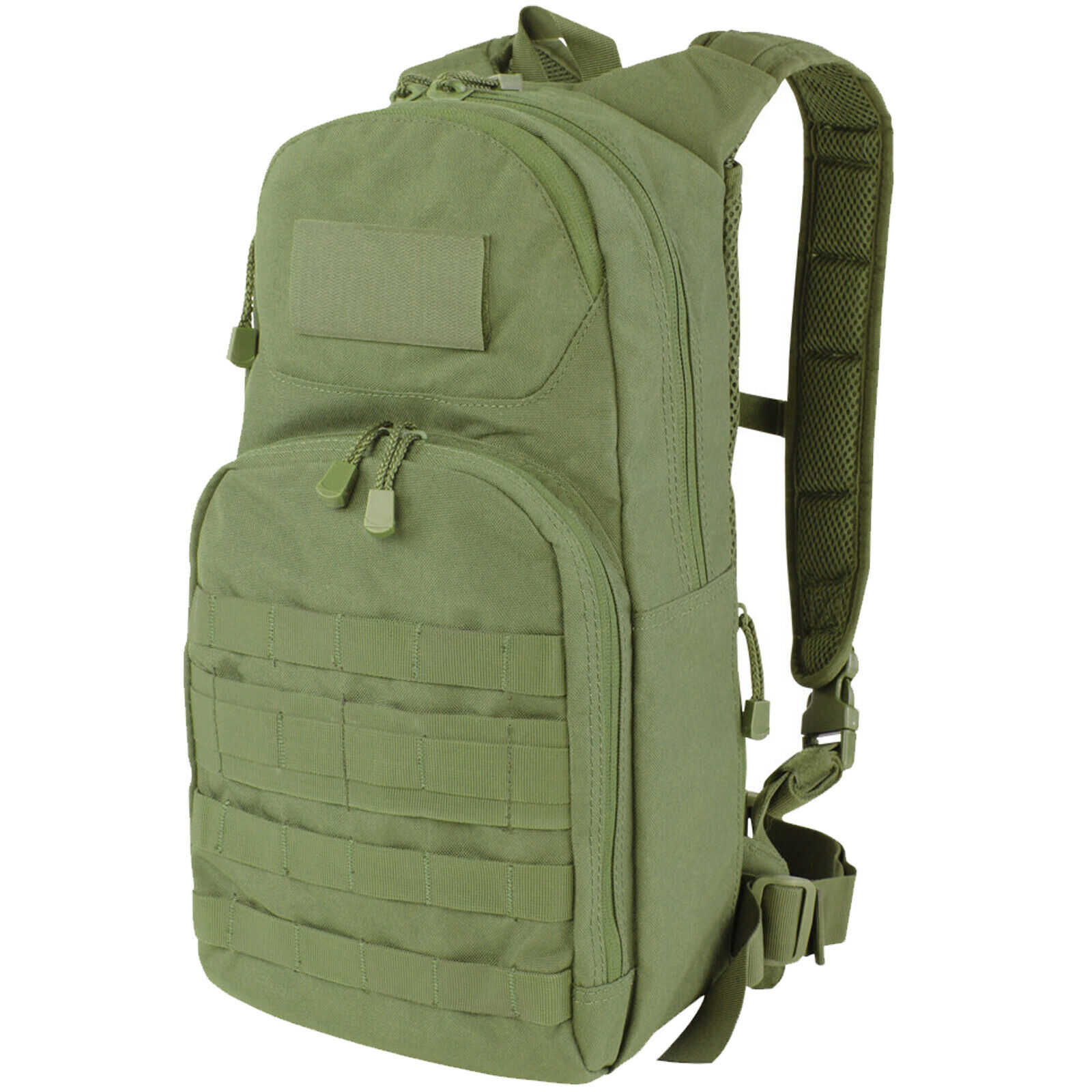 OD GREEN - Molle Fuel Hydration Pack Backpack Bag 2.5 Liter Water Bladder Carrier