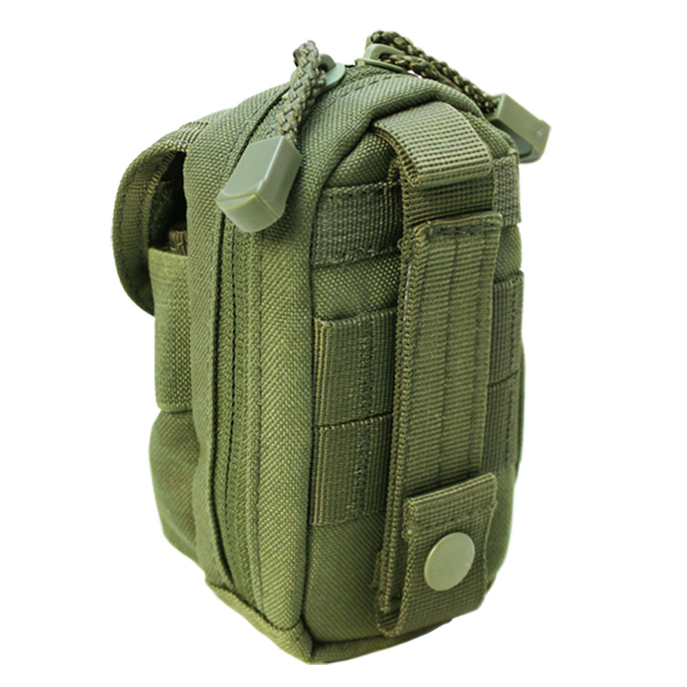OD GREEN Tactical Molle Ipouch IPhone Blackberry Camera Case Cover Pouch Bag