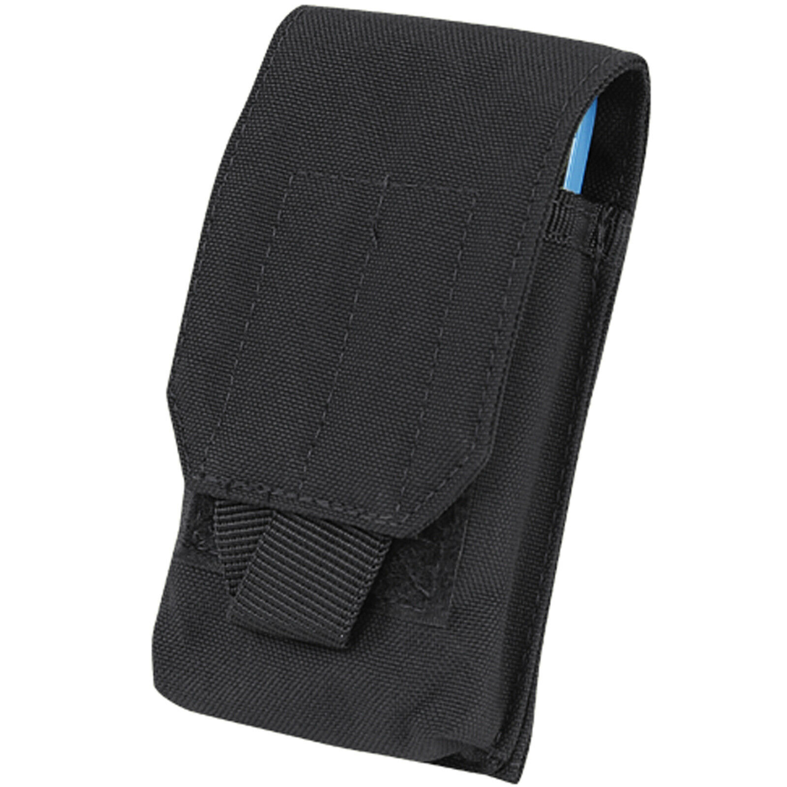 BLACK Tactical Tech Sheath Pouch Bag Modular Belt Mount Cell Phone Battery Case