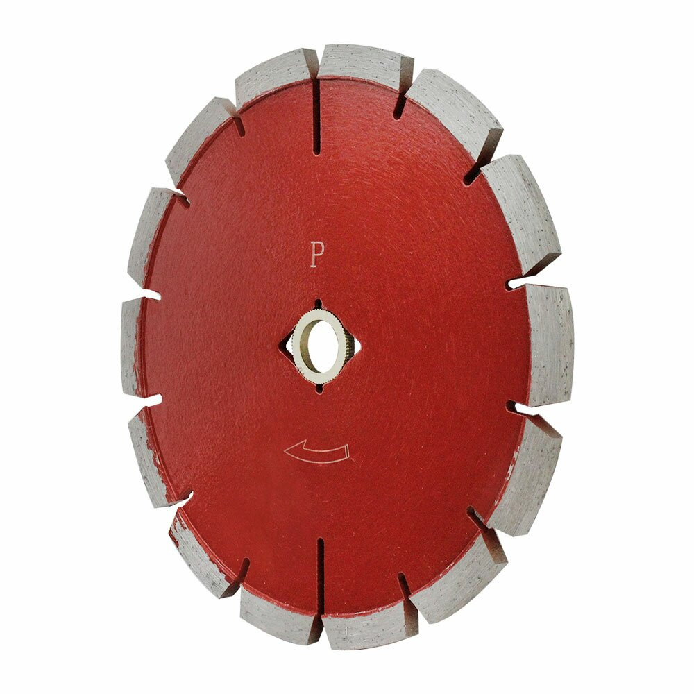 DM7/8''-5/8'' Arbor Premium Red Tuck Point Blade Concrete Mortar Joint Removal