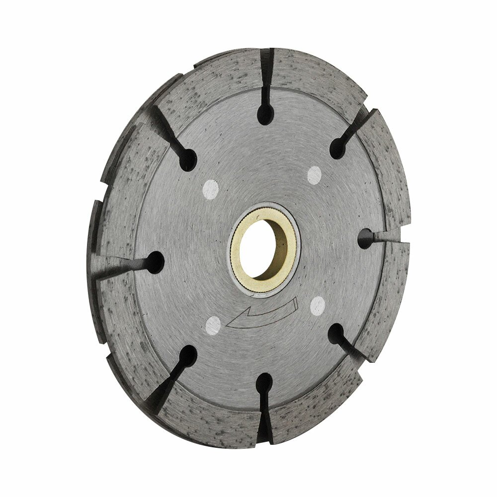 7/8''-5/8'' Arbor Standard Sandwich Tuck Point Blade Concrete Mortar Joint Removal
