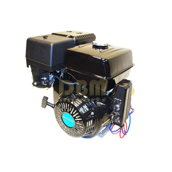 13 HP Gasoline Gas 4 Stroke OHV Engine Recoil Electric Starter 1