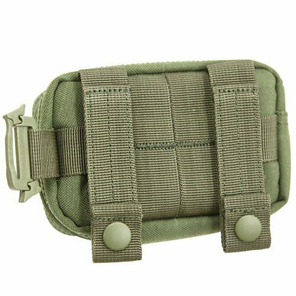 OD GREEN Molle Tactical DIGI Pouch GPS IPOD MP3 Cell Phone Case Cover Small Bag