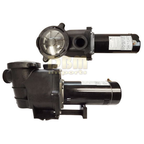 1.5HP POOL SPA PUMP Water Swimming In Above Ground w/ Filter 5280GPH 115/230V
