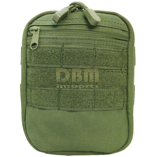Molle Tactical Utility Side Kick Pouch Utility Accessory