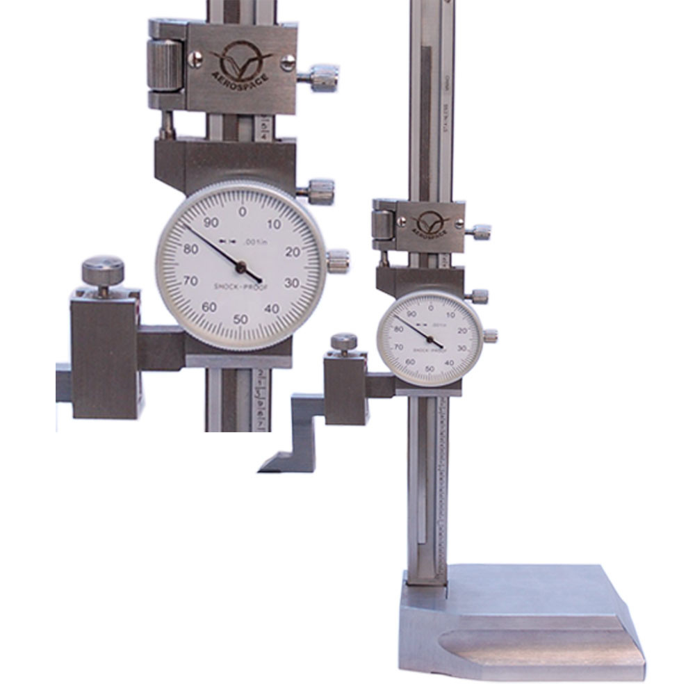 """Brand New 8/"""" Dial Height Gage Single Column"""