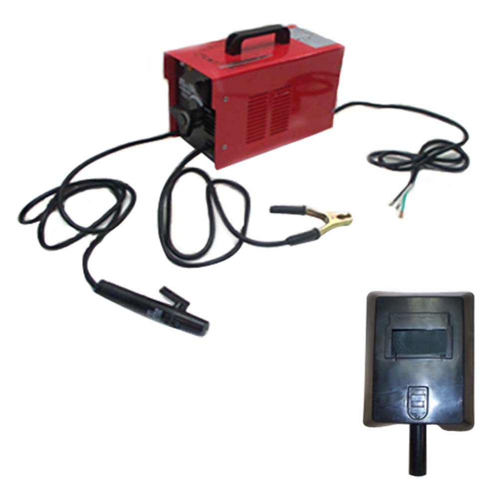 160 AMP ARC Welder Welding Soldering Machine Rod 110 Volt AC