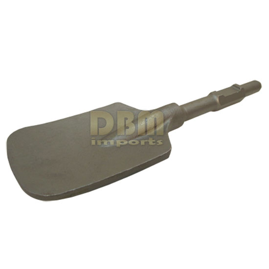 Clay Spade Bit Demolition Hammer Shovel Hex Shank Hex