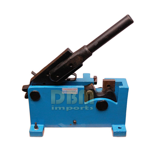 Manual Hand Shear Rebar Rod Square Flat Steel Metal Cutter