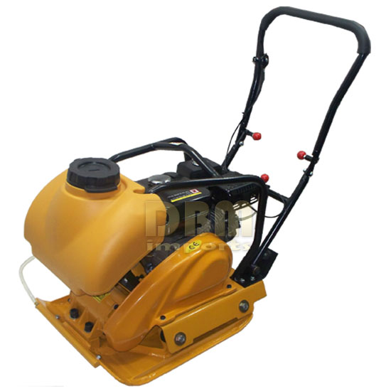 6.5 HP PLATE COMPACTOR VIBRATORY GASOLINE w/ Water Tank