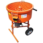 Industrial 120L Cement Concrete Mortar Mixer 120 -END