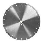 14'' x .120'' Saw Blade Cutting Segmented Concrete Wet And Dry 1'' Arbor With 20mm Bushing