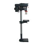 16 Speed Drill Press Floor ±45 Angle 360 Degree Table  Adjustable Workbench