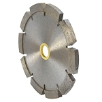 4'' x .250'' Tuck Point Saw Blade Cutting Segmented Concrete Arbor 7/8'' - 5/8''