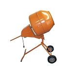 TALL - 8 CUBIC Portable Cement Concrete Mortar Mixer 5