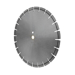 Diamond Blade 14'' x .125'' Saw Wet Dry Cutting Cutter Concrete Masonry 1''-20mm Arbor