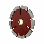 7/8''-5/8'' Arbor Premium Red Tuck Point Blade Concrete Mortar Joint Removal