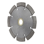 Diamond Blade Laser Welded 4-1/2'' Saw Wet Dry Cutter Cutting General Purpose 7/8''-5/8'' Arbor