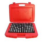 125 Pc M4 .626-.750'' Steel Plug Pin Gage Set MINUS Pin Gauges Metal Gage Gauges