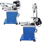3 PHASE Motor Metal Cutting Cutter Band Saw 5