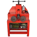 Electric Pipe Tube Bender Multi Function 9 Round & 8 Square Dies