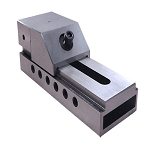 2'' L x 5-1/2''W Screwless Toolmaker Grinding Ground Vise .0002 Steel Tool Making Vise