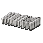 Set Of 15 Pc 1/8'' to 1'' 5C ROUND Collet Set by 16ths Harden Machinist Tool .0006
