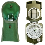 Adventure Lensatic Compass Mil Spec Plus Bubble level Compass Hiking Pathfinder