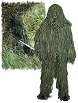 FAT BOY Ghillie Suit Concealment Cover Up Hunter Sniper Paintball XL/2X