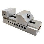 3'' Screwless Toolmaker Grinding Ground Vise .0002 Steel Tool Making Vise