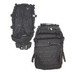 MOLLE Medium USMC Assualt Backpack Pack-BLACK