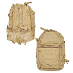 MOLLE Medium USMC Assualt Backpack Pack-TAN