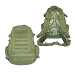 MOLLE 3 Day USMC Assault Pack Backpack - OD Green