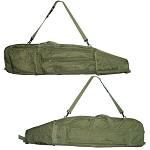 MOLLE Sniper Drag Bag Rifle Gun Case - OD Green