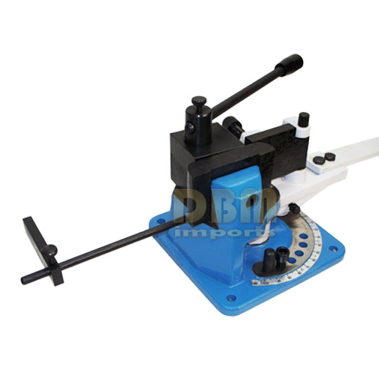 Universal Hot Cold Steel Metal Fabrication Ornamental Bender Bending Flat Angle