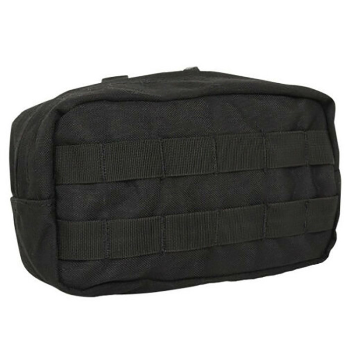 BLACK Molle Tactical Utility Accessories Pouch For Vest Carrying Backpack Bag