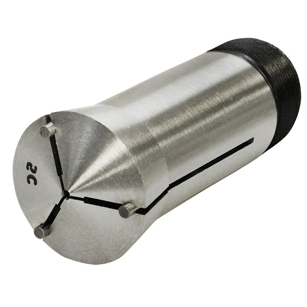 "1/16"" Precision 5C Emergency Steel Collet 1/16"" (.0625) For Lathes & Fixtures High"
