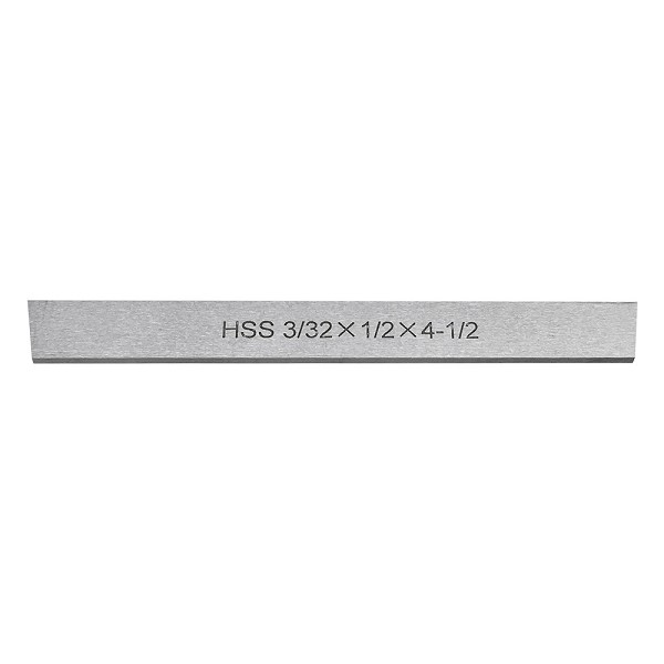 High Speed Steel Cut Off Blade 3/32'' x 1/2'' x 4-1/2''